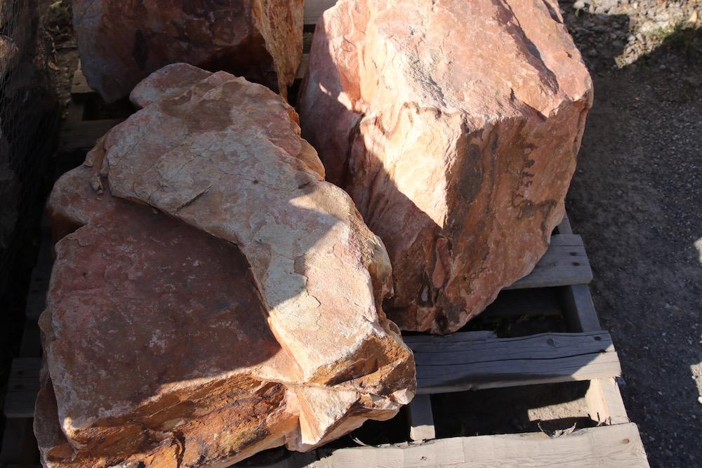Arizona Sandstone landscape rocks (Sandstone Boulders)